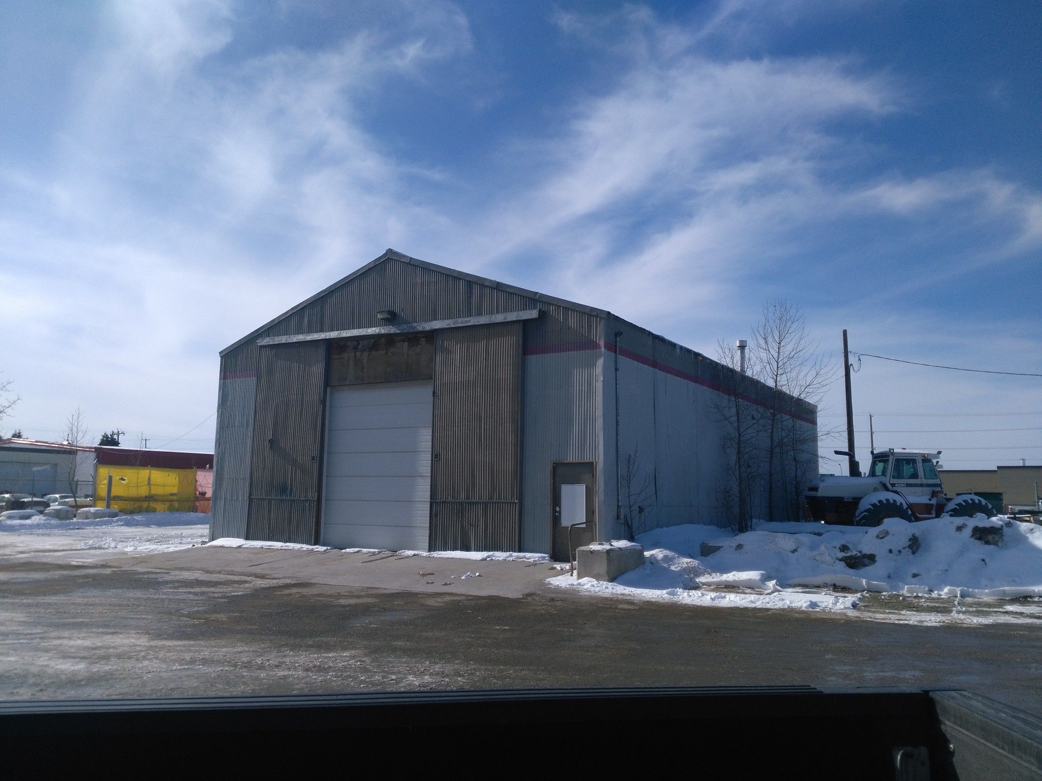 Main Photo:  in Edmonton: West Sheffield Industrial Industrial for lease