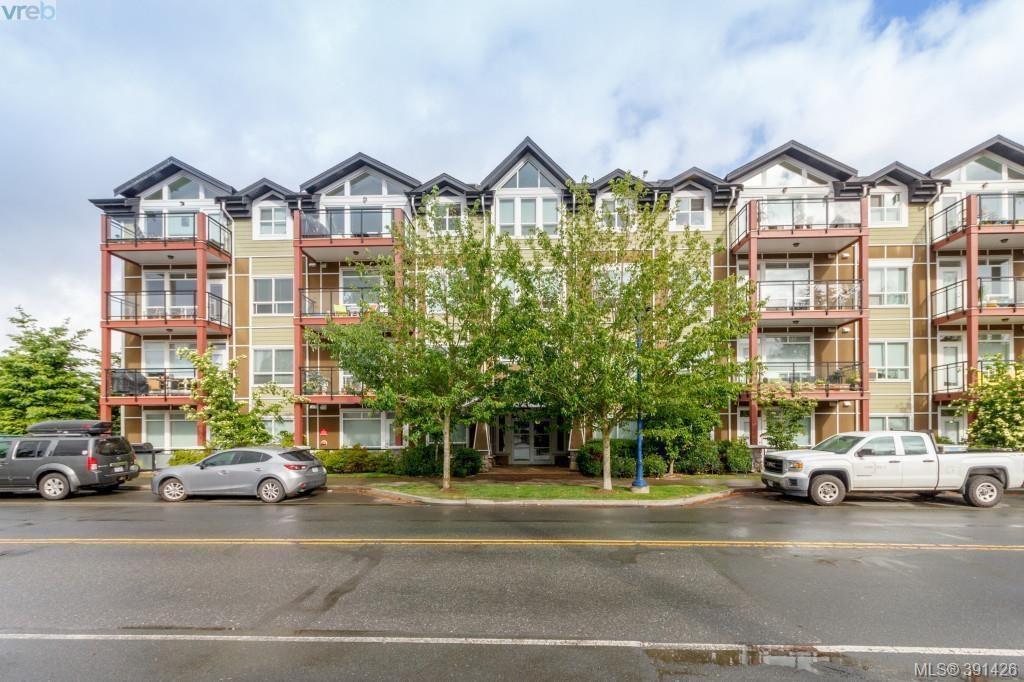 Main Photo: 218 2710 Jacklin Road in VICTORIA: La Langford Proper Condo Apartment for sale (Langford)  : MLS®# 391426
