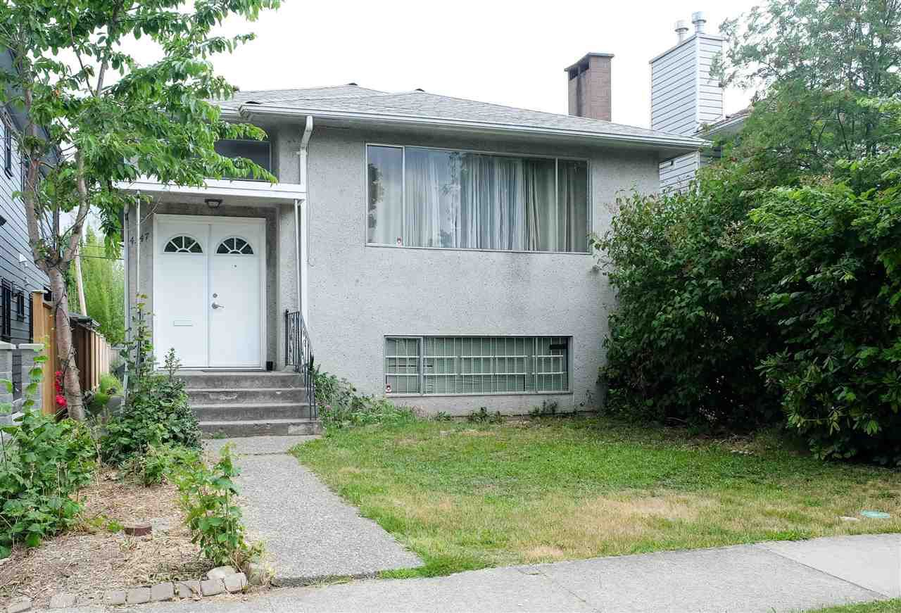 Main Photo: 4347 PENDER Street in Burnaby: Willingdon Heights House for sale (Burnaby North)  : MLS®# R2283389