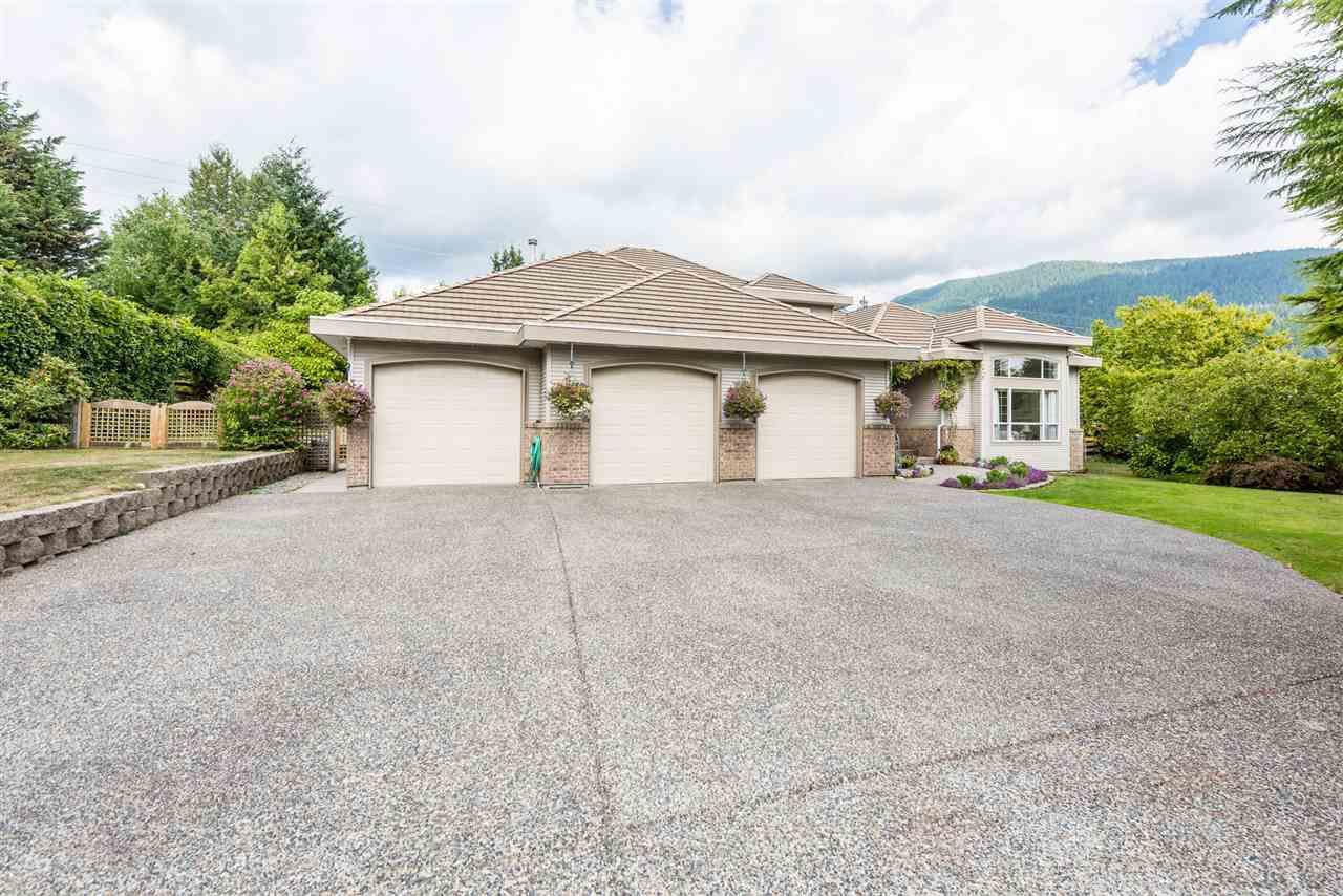 Main Photo: 115 HEMLOCK Drive: Anmore House for sale (Port Moody)  : MLS®# R2301939