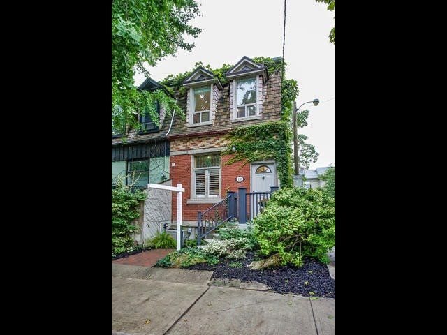 Main Photo: 110 Hamilton Street in Toronto: South Riverdale House (2-Storey) for sale (Toronto E01)  : MLS®# E4265547