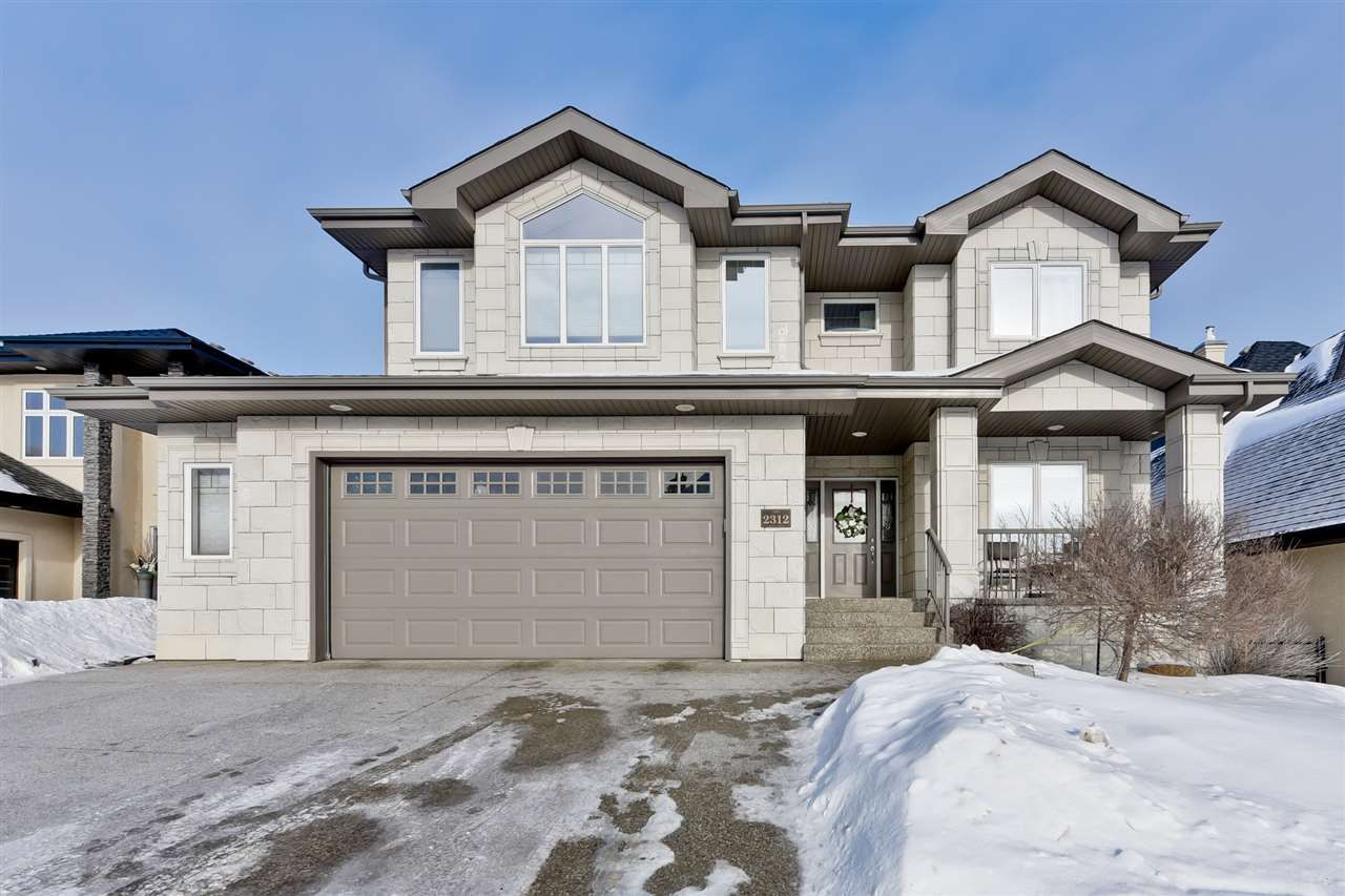 Main Photo: 2312 MARTELL Lane in Edmonton: Zone 14 House for sale : MLS®# E4141170