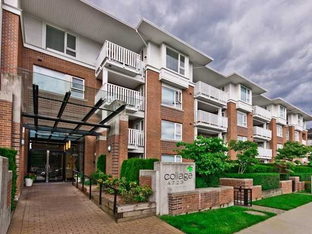 "Main Photo: 101 4723 DAWSON Street in Burnaby: Brentwood Park Condo for sale in ""COLLAGE/BRENTWOOD"" (Burnaby North)  : MLS®# R2335223"