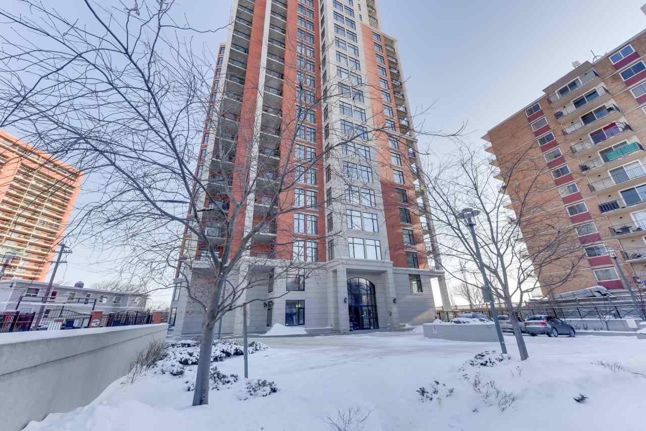 Main Photo: 108 9020 JASPER Avenue in Edmonton: Zone 13 Condo for sale : MLS®# E4143330