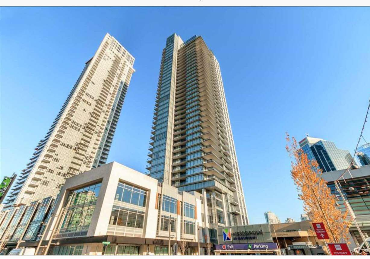 Main Photo: 2105 6098 STATION Street in Burnaby: Metrotown Condo for sale (Burnaby South)  : MLS®# R2343922