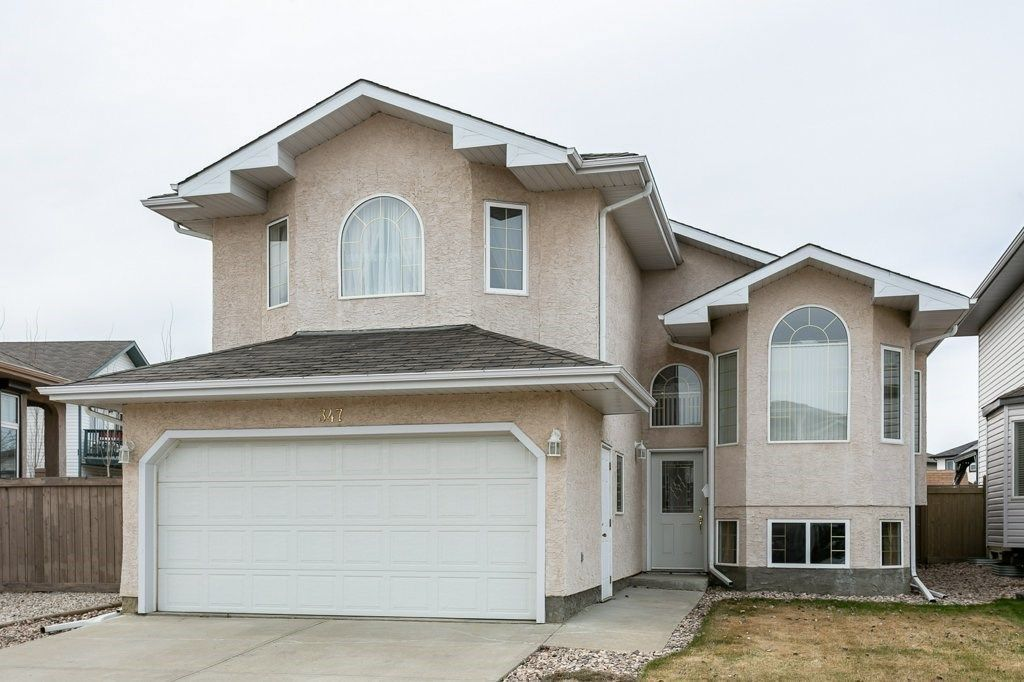 Main Photo: 347 HUDSON Bend in Edmonton: Zone 27 House for sale : MLS®# E4154498