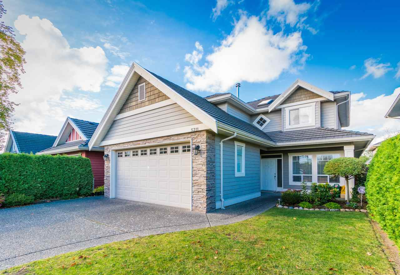 Main Photo: 5311 WOODWARDS Road in Richmond: Lackner House for sale : MLS®# R2365121