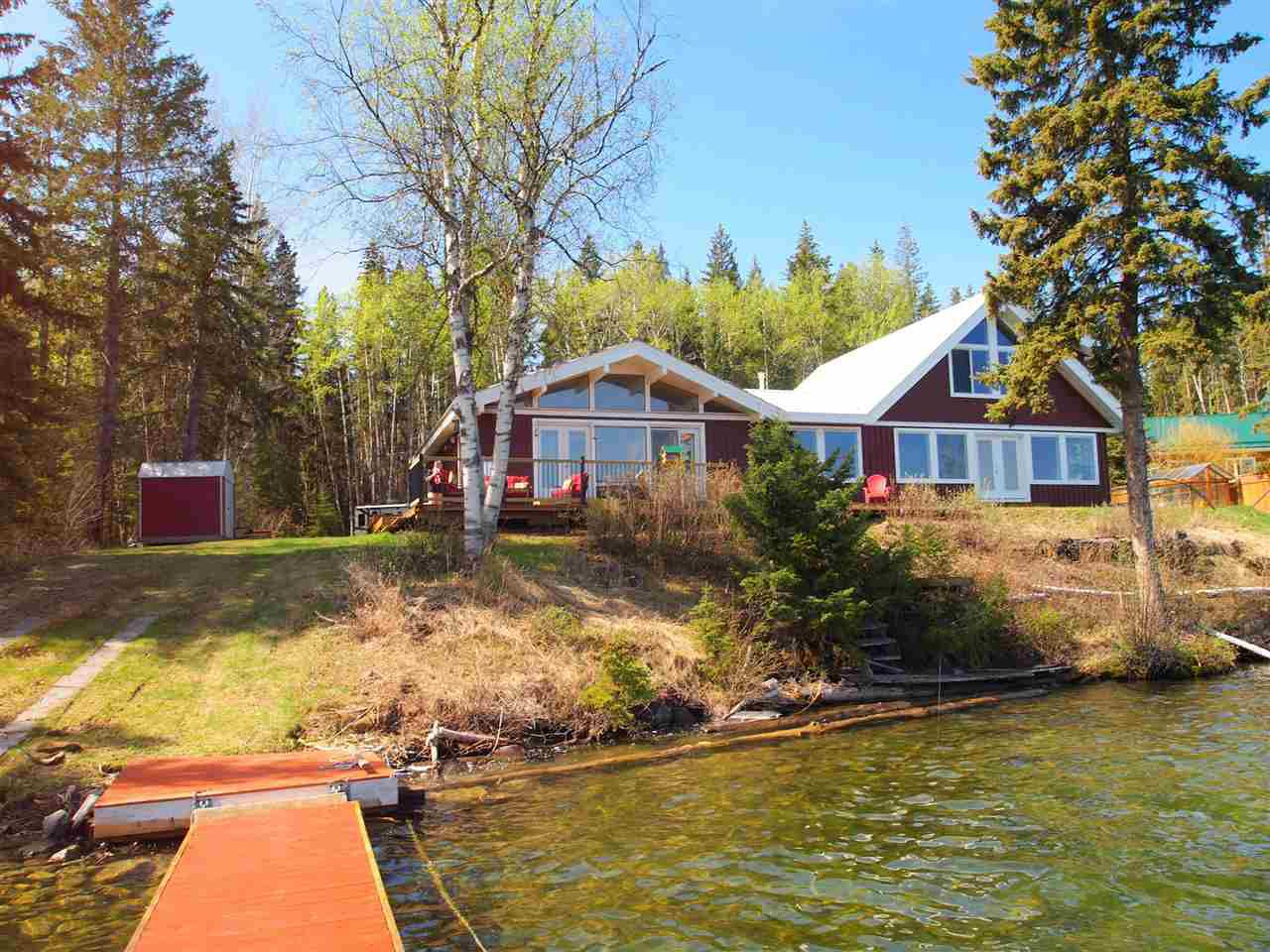 Main Photo: 4695 CAVERLY Road: Lac la Hache House for sale (100 Mile House (Zone 10))  : MLS®# R2369701