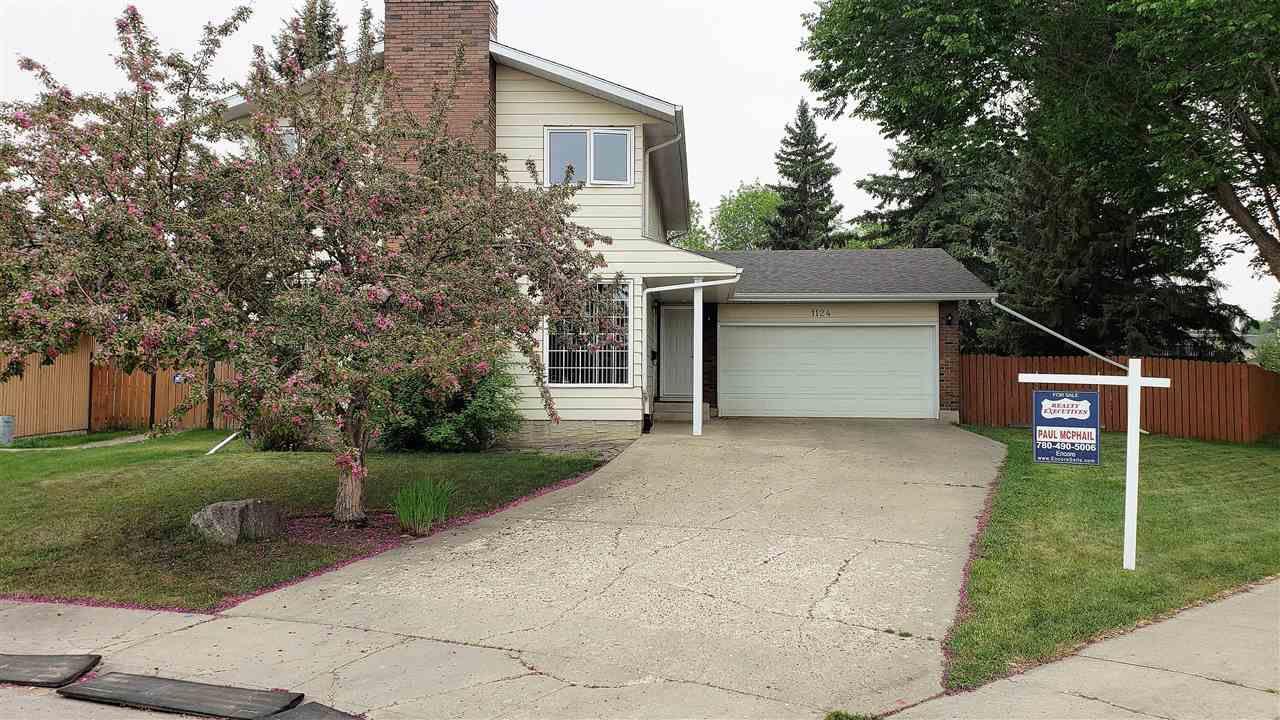 Main Photo: 1124 68 Street in Edmonton: Zone 29 House for sale : MLS®# E4159697