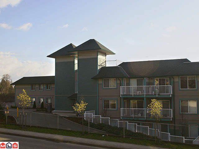 """Main Photo: 419 33960 OLD YALE Road in Abbotsford: Central Abbotsford Condo for sale in """"OLD YALE HEIGHTS"""" : MLS®# F1109447"""