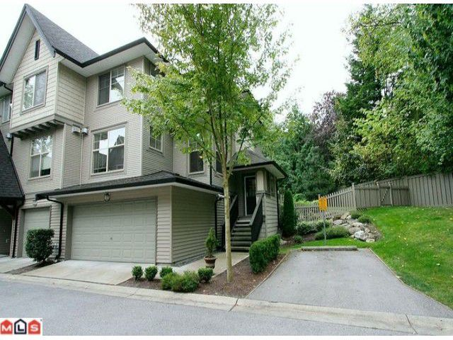 """Main Photo: 49 15152 62A Avenue in Surrey: Sullivan Station Townhouse for sale in """"UPLANDS BY POLYGON"""" : MLS®# F1123397"""