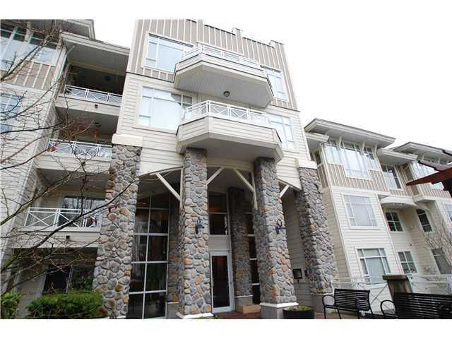 """Main Photo: 308 3625 WINDCREST Drive in North Vancouver: Roche Point Condo for sale in """"WINDSONG 3 AT RAVENWOODS"""" : MLS®# V923081"""