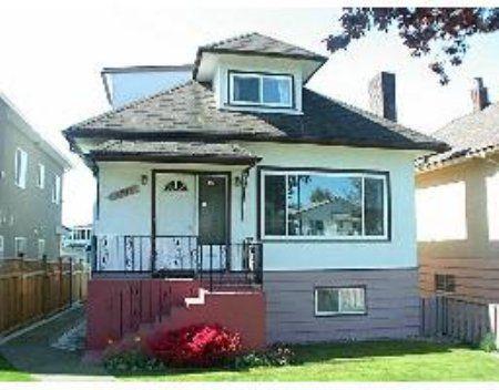 Main Photo: 3342 CLIVE AVENUE: House for sale (Collingwood VE)  : MLS®# V532963