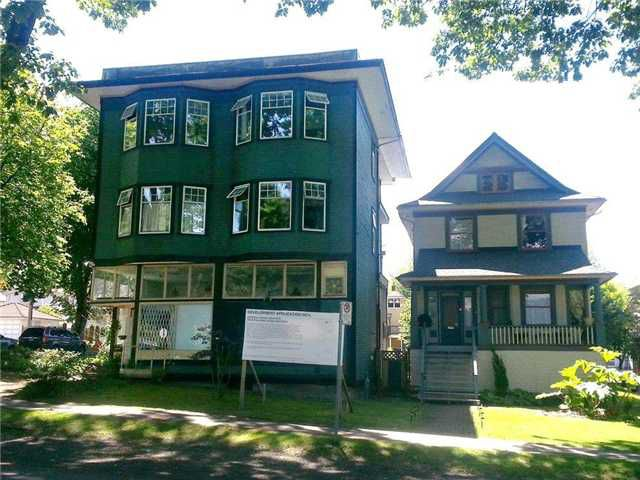 Main Photo: 2594 ETON ST in Vancouver: Hastings East House for sale (Vancouver East)  : MLS®# V1014864
