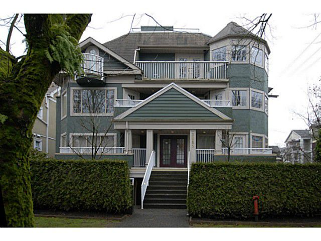 """Main Photo: 101 3065 HEATHER Street in Vancouver: Fairview VW Condo for sale in """"THE MAPLE"""" (Vancouver West)  : MLS®# V1041826"""