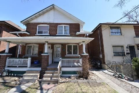 Main Photo: 401 Christie Street in Toronto: Wychwood House (2-Storey) for sale (Toronto C02)  : MLS®# C2892594