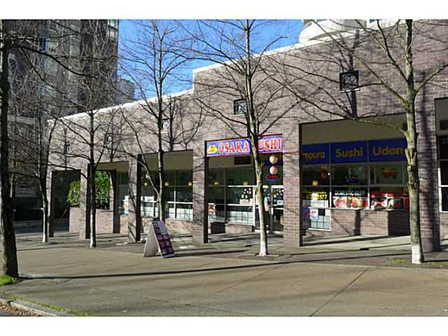 Main Photo: 1020 HARWOOD Street in Vancouver West: West End VW Commercial for sale : MLS®# V4042669