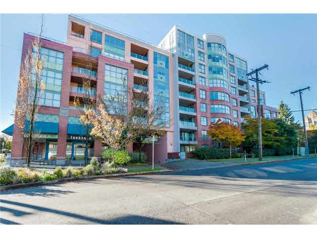 "Main Photo: 709 518 W 14TH Avenue in Vancouver: Fairview VW Condo for sale in ""Pacifica at Cambie Village"" (Vancouver West)  : MLS®# V1101373"