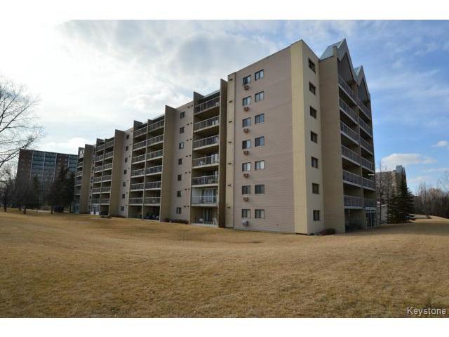 Main Photo: 80 Plaza Drive in WINNIPEG: Fort Garry / Whyte Ridge / St Norbert Condominium for sale (South Winnipeg)  : MLS®# 1507686