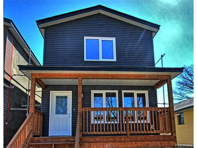 Main Photo: 112 Harrowby Avenue in WINNIPEG: St Vital Residential for sale (South East Winnipeg)  : MLS®# 1508834