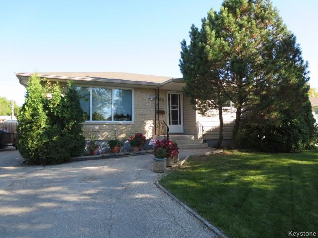 Main Photo: 60 Martindale Place in WINNIPEG: Maples / Tyndall Park Residential for sale (North West Winnipeg)  : MLS®# 1525817