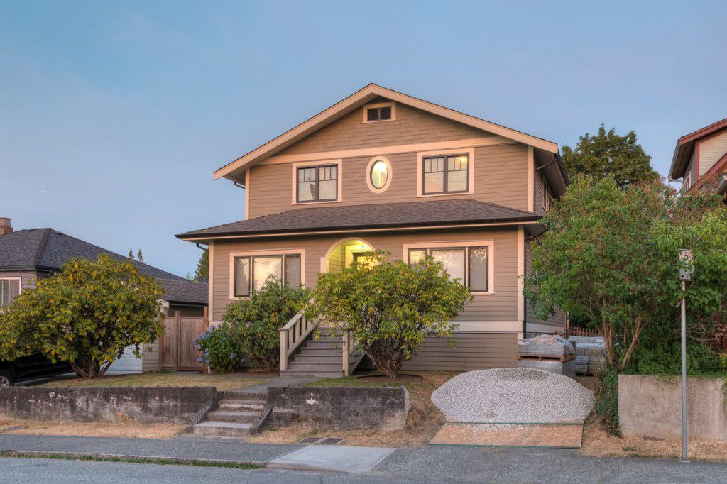 """Main Photo: 300 PRINCESS Street in New Westminster: GlenBrooke North House for sale in """"GLENBROOKE NORTH"""" : MLS®# R2036436"""