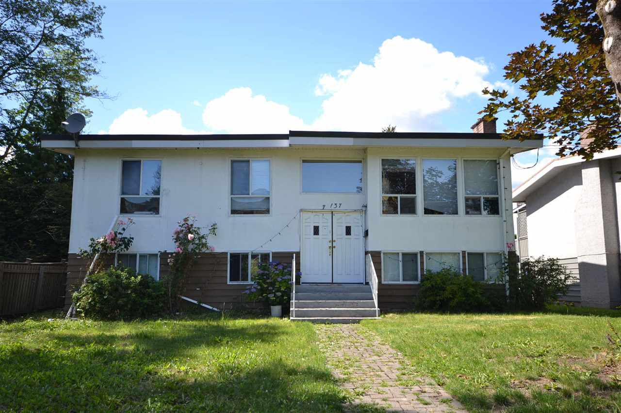 Main Photo: 7137 16TH Avenue in Burnaby: Edmonds BE House for sale (Burnaby East)  : MLS®# R2080888