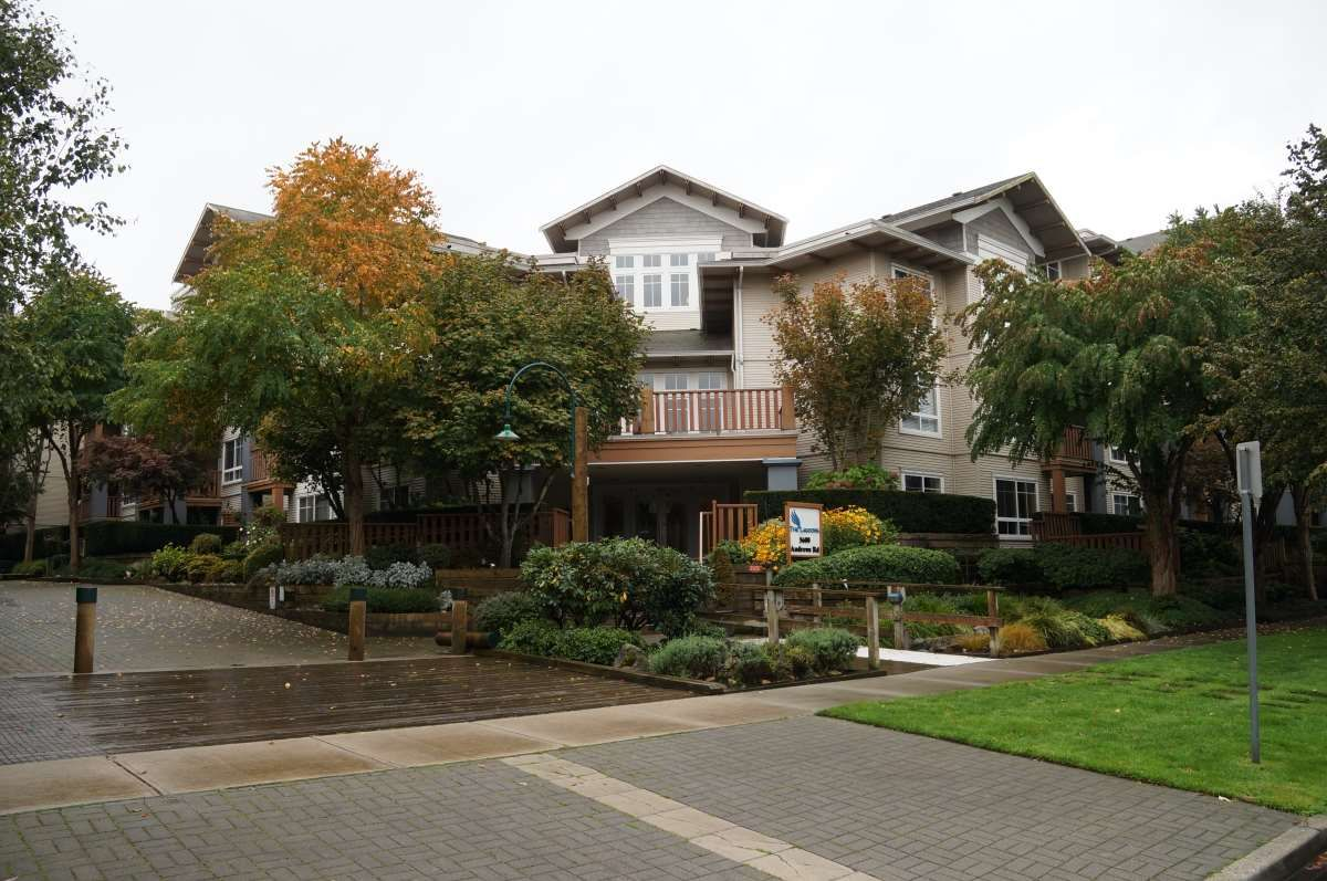 """Main Photo: 418 5600 ANDREWS Road in Richmond: Steveston South Condo for sale in """"The Lagoons"""" : MLS®# R2112641"""