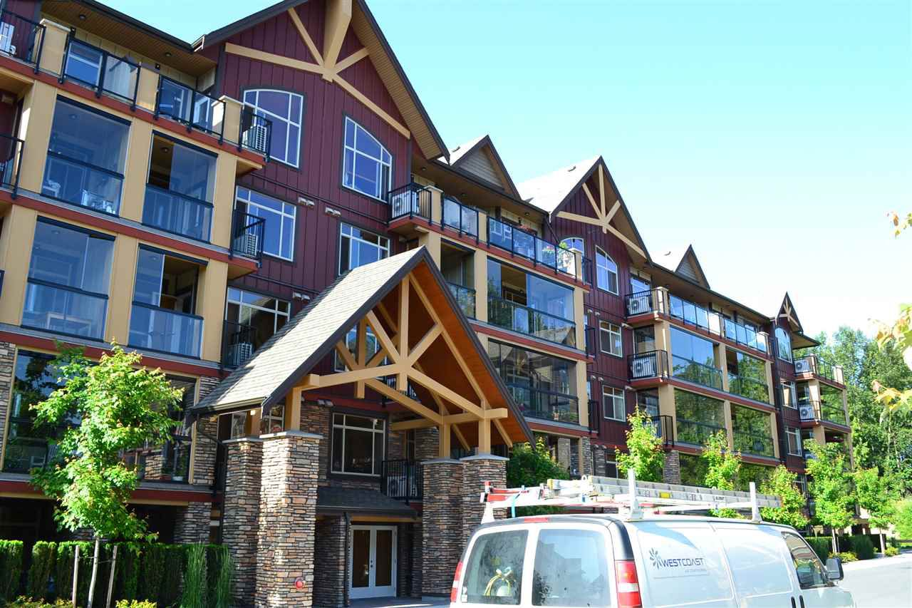 """Main Photo: 535 8288 207A Street in Langley: Willoughby Heights Condo for sale in """"YORKSON CREEK"""" : MLS®# R2129009"""