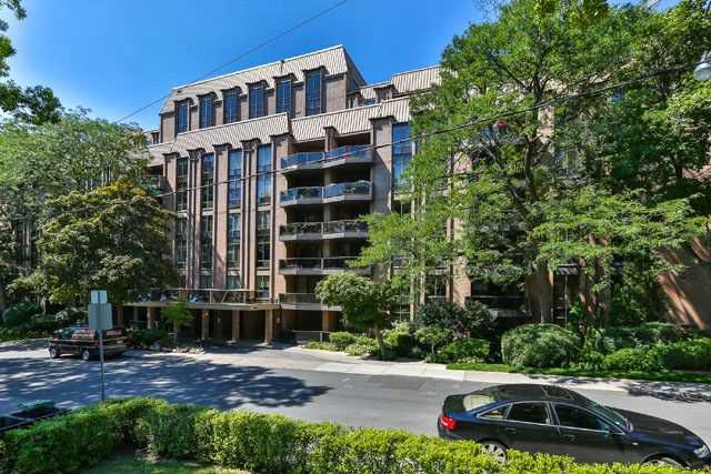 Main Photo: 615 350 Lonsdale Road in Toronto: Forest Hill South Condo for sale (Toronto C03)  : MLS®# C3694985