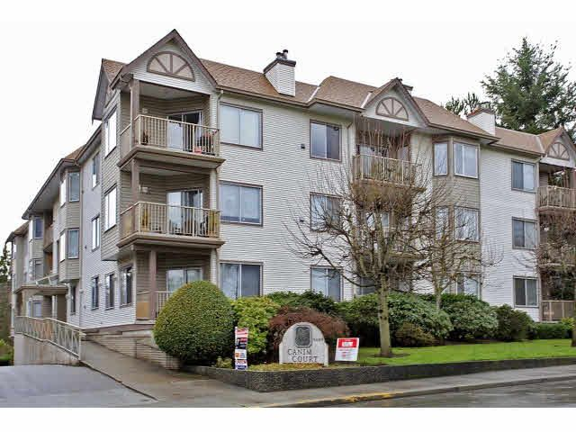Main Photo: 105 5489 201ST STREET in : Langley City Condo for sale : MLS®# F1228157
