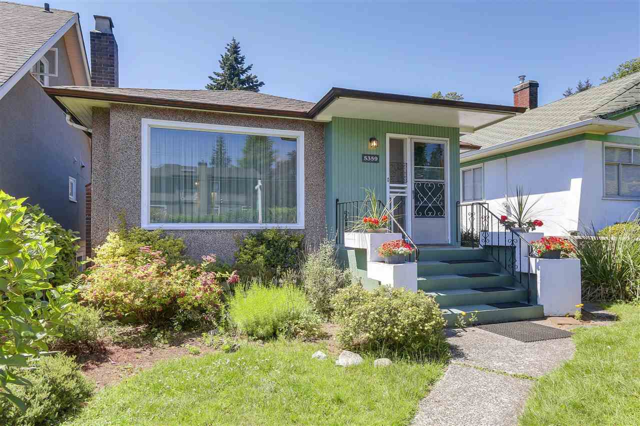 Main Photo: 5359 DUNBAR Street in Vancouver: Dunbar House for sale (Vancouver West)  : MLS®# R2181454