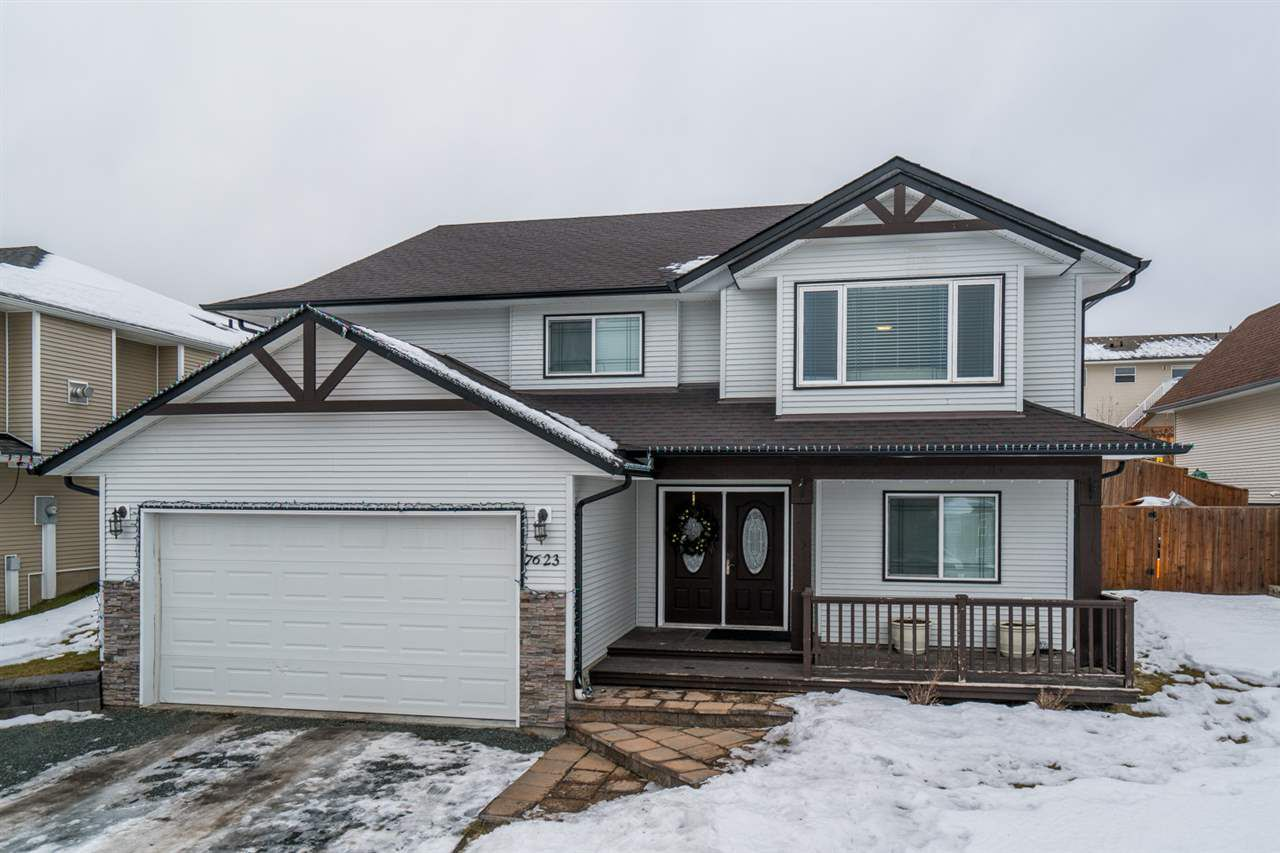 "Main Photo: 7623 EASTVIEW Street in Prince George: St. Lawrence Heights House for sale in ""EASTVIEW/GREYSHELL"" (PG City South (Zone 74))  : MLS®# R2233735"