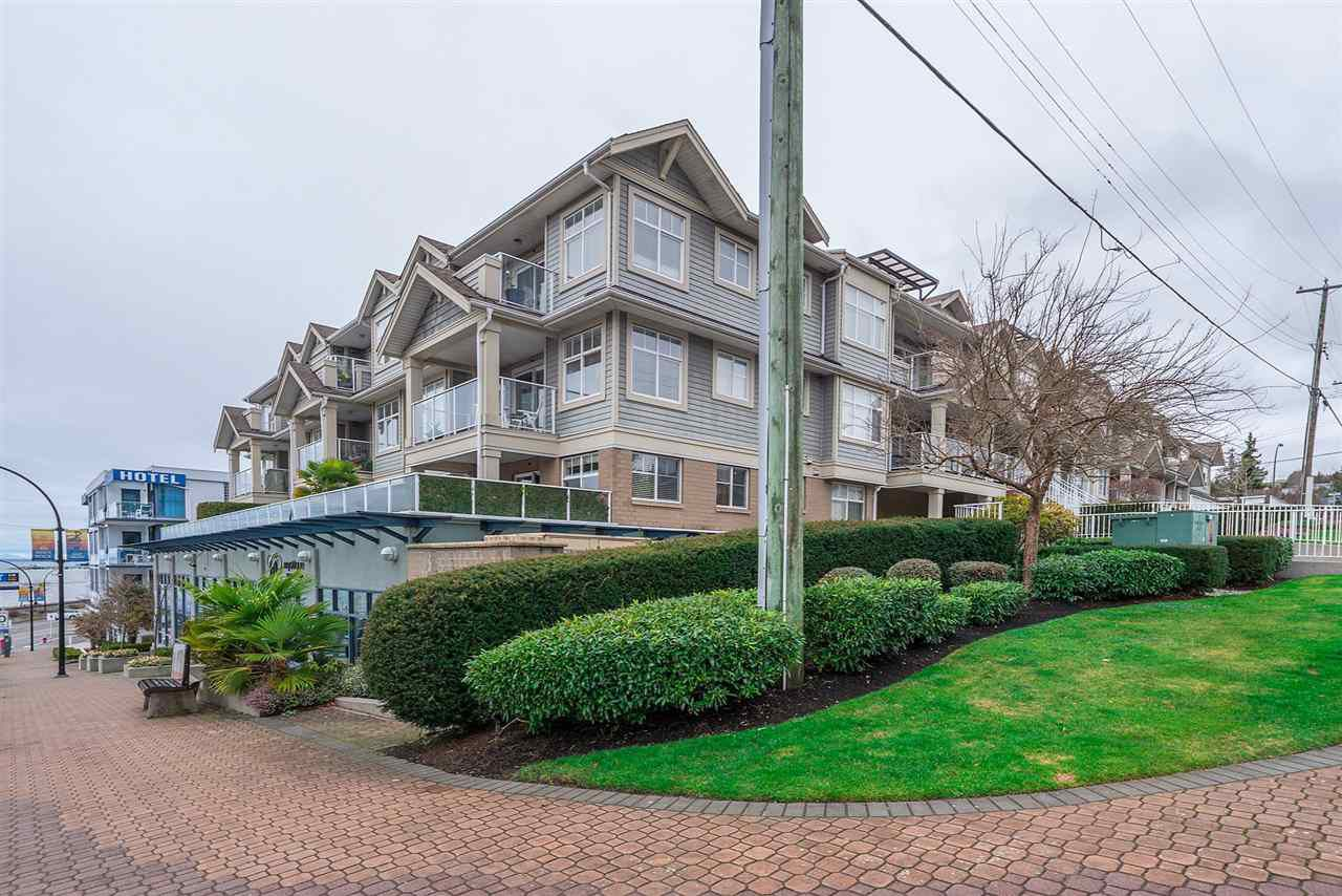 "Main Photo: 203 15621 MARINE Drive: White Rock Condo for sale in ""Pacific Pointe"" (South Surrey White Rock)  : MLS®# R2237254"