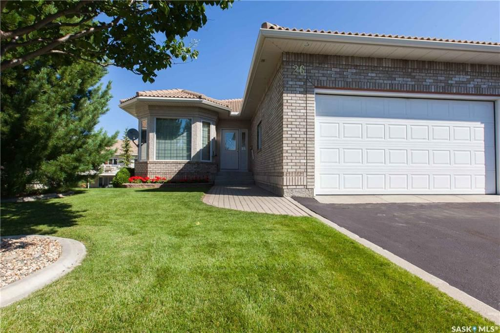 Main Photo: 26 315 Bayview Crescent in Saskatoon: Briarwood Residential for sale : MLS®# SK718876