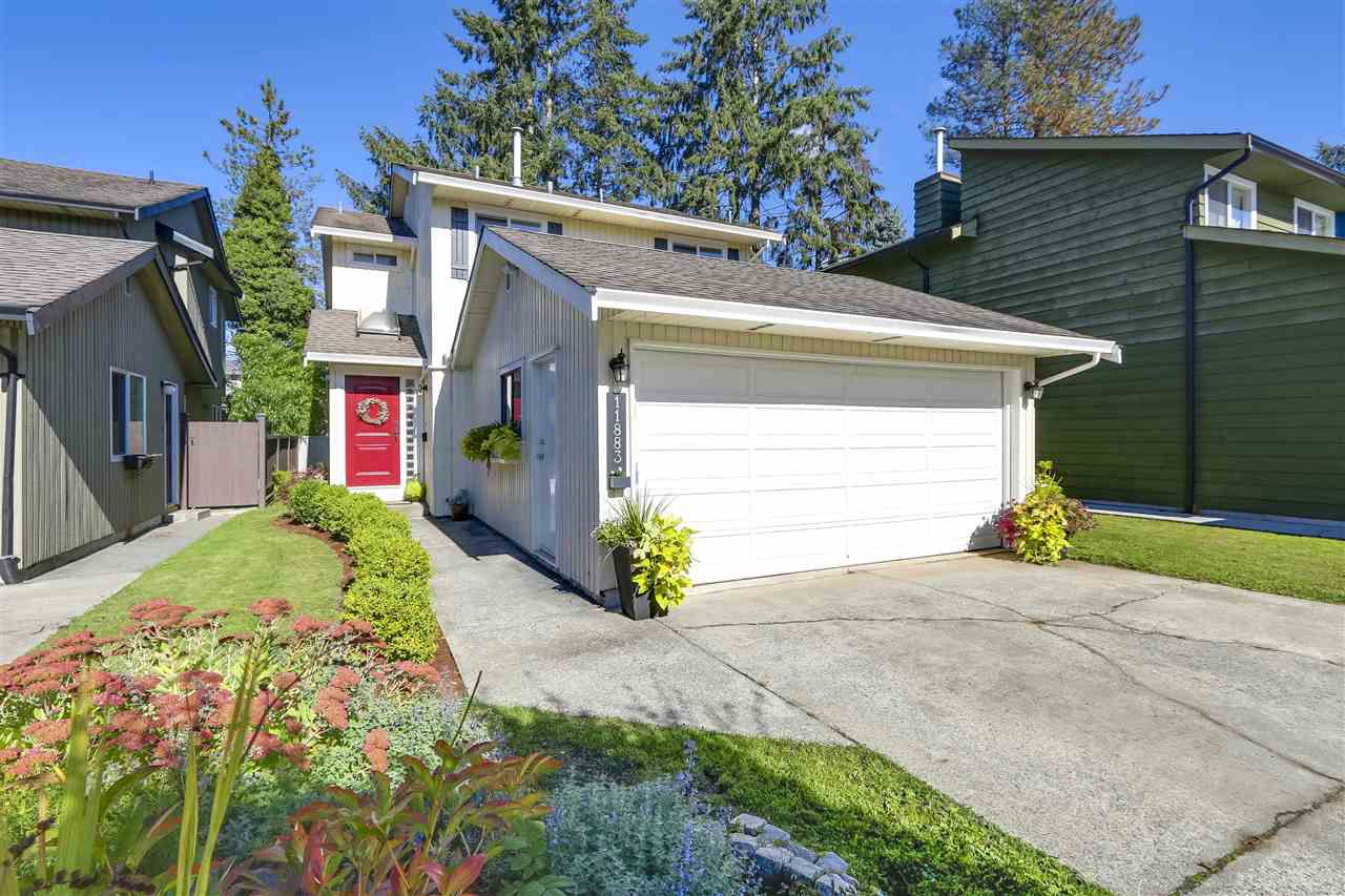 Main Photo: 11883 CHERRINGTON Place in Maple Ridge: West Central House for sale : MLS®# R2245133