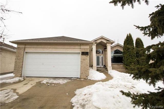 Main Photo: 66 Beaudry Bay in Winnipeg: Royalwood Residential for sale (2J)  : MLS®# 1806740