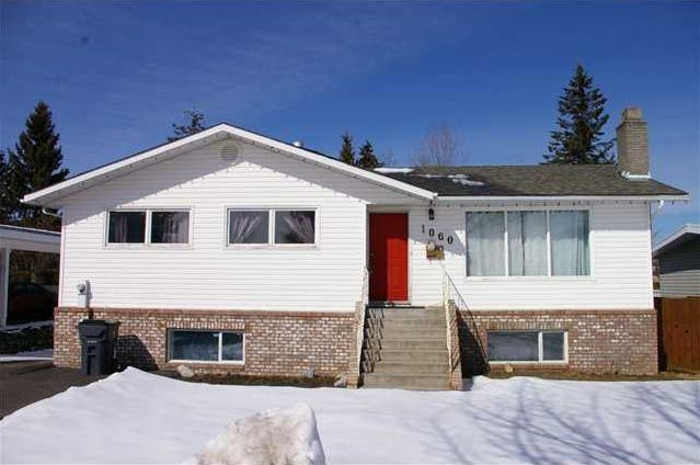 Main Photo: 1060 BABINE Crescent in Prince George: Spruceland House for sale (PG City West (Zone 71))  : MLS®# R2254149