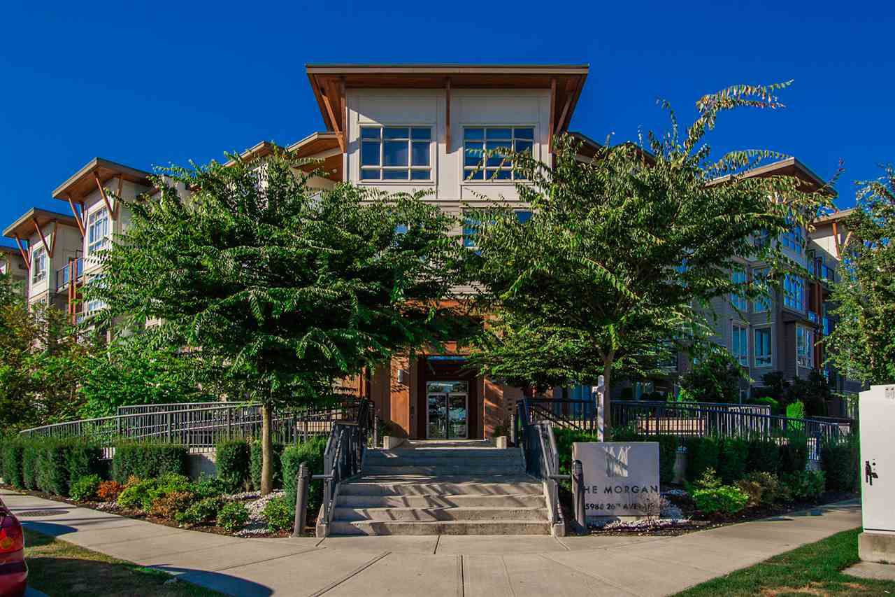 "Main Photo: 307 15988 26 Avenue in Surrey: Grandview Surrey Condo for sale in ""The Morgan"" (South Surrey White Rock)  : MLS®# R2297569"