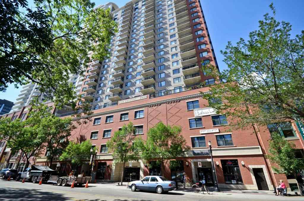 Main Photo: 1501 10180 104 Street in Edmonton: Zone 12 Condo for sale : MLS®# E4139499