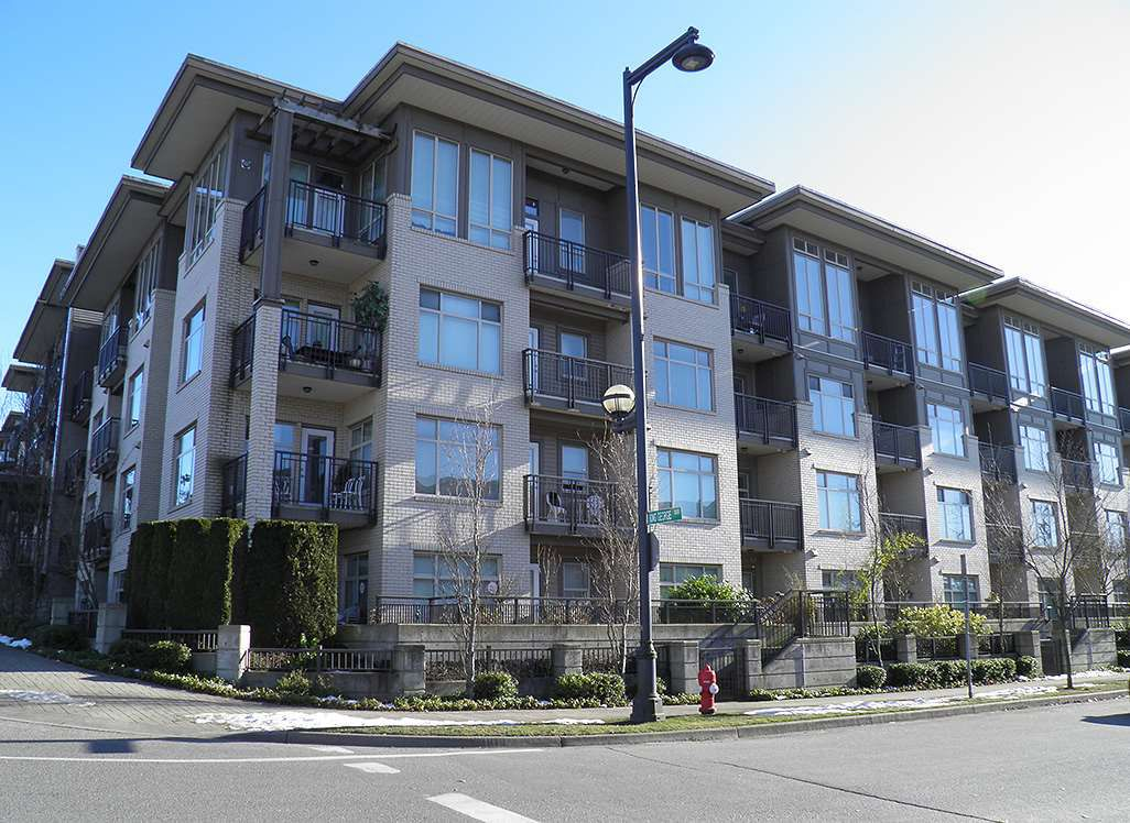 "Main Photo: L102 13468 KING GEORGE Boulevard in Surrey: Whalley Condo for sale in ""THE BROOKLAND"" (North Surrey)  : MLS®# R2346679"