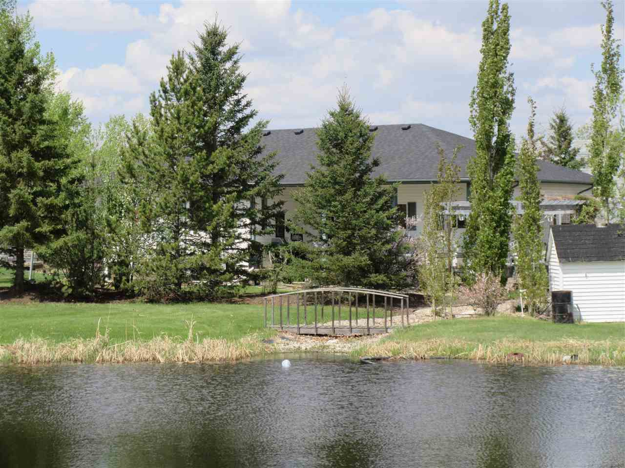 Main Photo: 25329 Twp Rd 560: Rural Sturgeon County House for sale : MLS®# E4146659