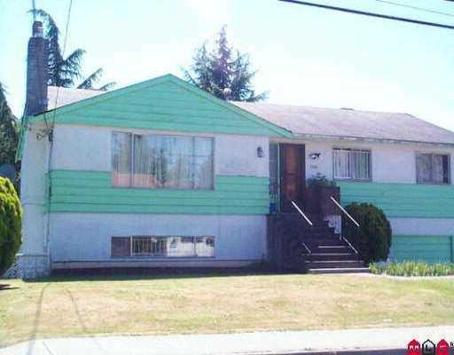 Main Photo: 11666 80TH AV in Delta: Scottsdale House for sale (N. Delta)  : MLS®# F2513576