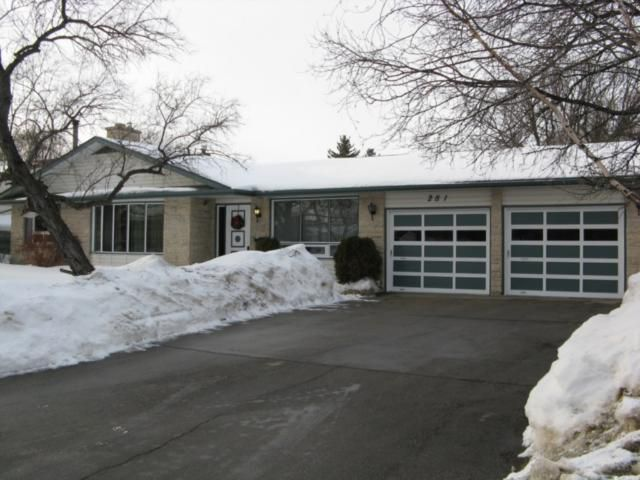 Main Photo: 281 WALES Avenue in WINNIPEG: St Vital Residential for sale (South East Winnipeg)  : MLS®# 1102664