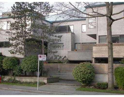 """Main Photo: 695 MOBERLY RD in Vancouver: False Creek Townhouse for sale in """"Creek Village"""" (Vancouver West)  : MLS®# V575199"""