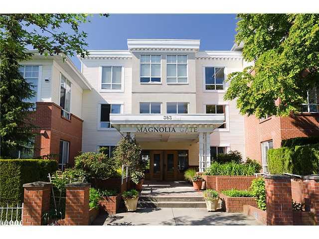"""Main Photo: 330 383 E 37TH Avenue in Vancouver: Main Condo for sale in """"MAGNOLIA GATE"""" (Vancouver East)  : MLS®# V1036654"""