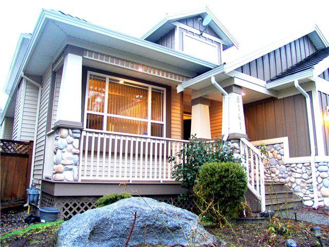 """Main Photo: 8141 170TH Street in Surrey: Fleetwood Tynehead House for sale in """"Fleetwood Tynehead"""" : MLS®# F1404887"""