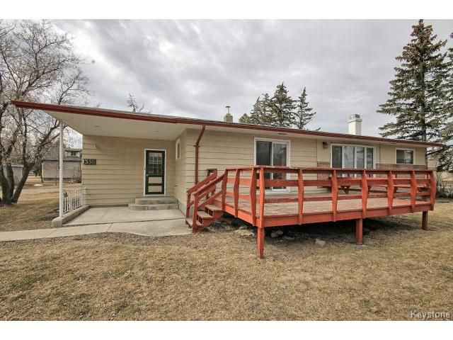 Main Photo: 336 Sabourin Street in STPIERRE: Manitoba Other Residential for sale : MLS®# 1424810