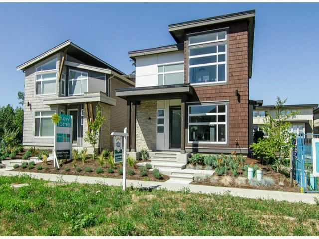 """Main Photo: 19473 72ND Avenue in Surrey: Clayton House for sale in """"Dwell at 72"""" (Cloverdale)  : MLS®# F1425100"""