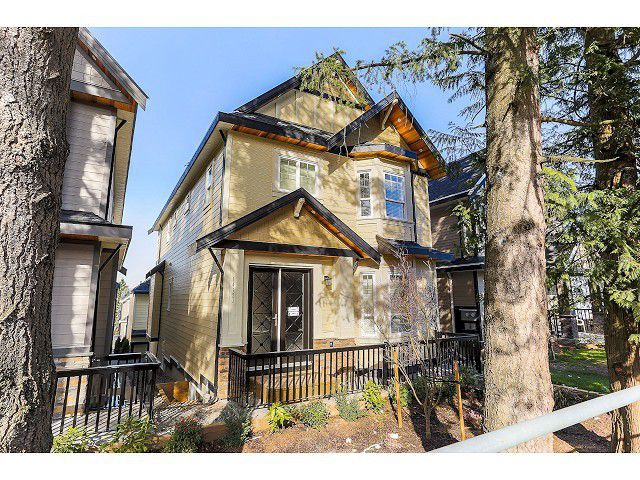 "Main Photo: 14123 60TH Avenue in Surrey: Sullivan Station House for sale in ""SULLIVAN STATION"" : MLS®# F1434146"
